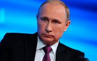 Путин кандидат в президенты 2018