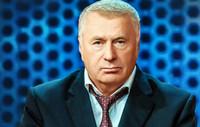 Кандидат в президенты России Жириновский