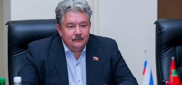 Бабурин кандидат в президенты 2018