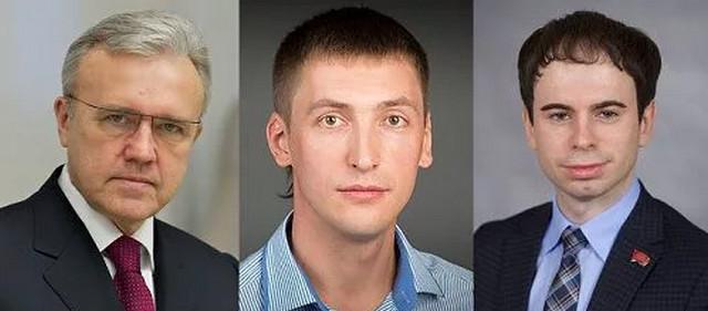 Фото кандидатов в губернаторы Красноярского края 2018