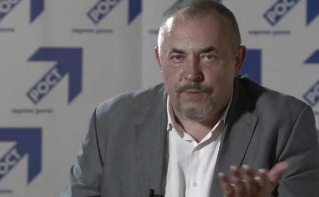 Борис Надеждин - Партия Роста
