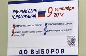 Кандидаты в губернаторы Самарской области