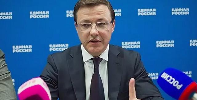 Дмитрий Азаров Единая Россия