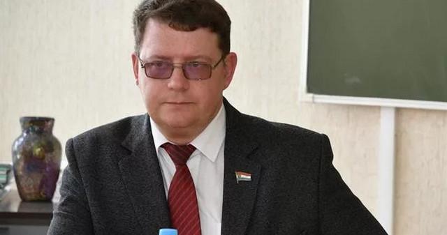Алексей Лескин КПРФ