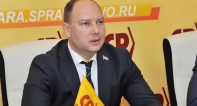 Михаил Маряхин - Справедливая Россия