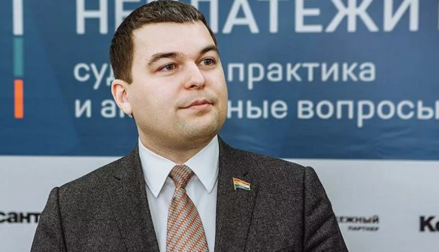 От ЛДПР -Александр Степанов