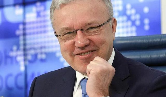 Александр Усс баллотируется в губернаторы