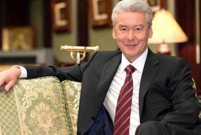 Собянин мэр Москвы 2018 года