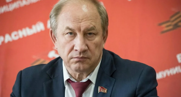 Валерий Федорович Рашкин КПРФ