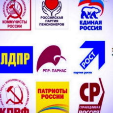 Партии на выборах 2021 в Госдуму. Окончательный список перед выборами.