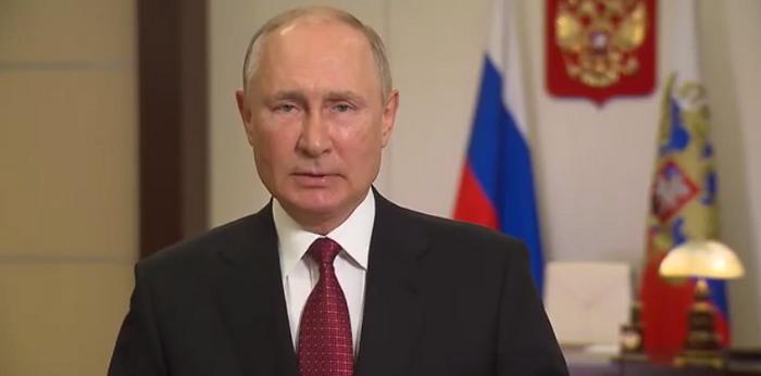 Путин 16 сентября 2021